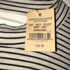 American Eagle Outfitters Tops - Stripped, flowy top